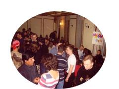 Я как-то давно в Москве один раз посетила Moscow English Conversation Club