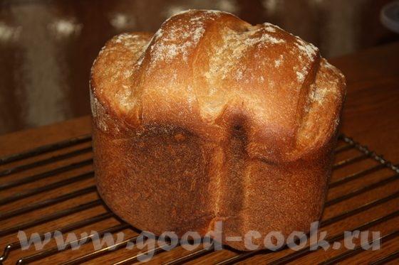 Хлеб из цельной муки из инструкции к ХП тесто сухие дрожжи 1,5 ч