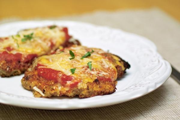 Veal Parmesan - Телятина с Пармезаном