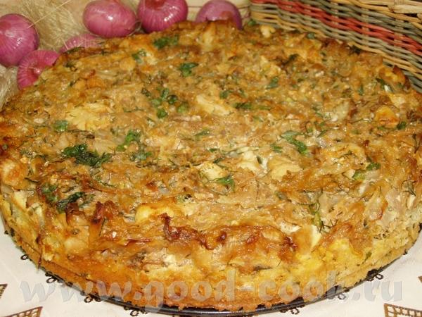 Пирог с капустой,мясом и яйцами Утилизация некоторых продуктов,как то:капуста давно лежала,было так...