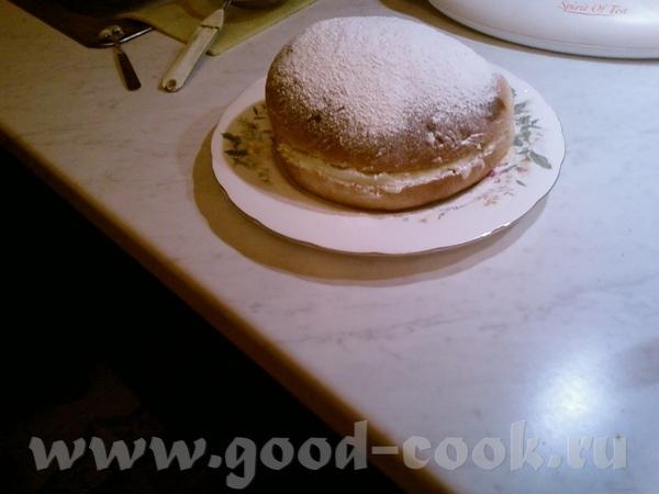 Не помню, на каком сайте читала про «невский пирог», что он не получается - 5