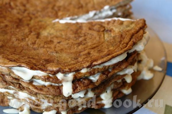 ..Ужины... Котлетки в баклажане Печёночный тортик - 2