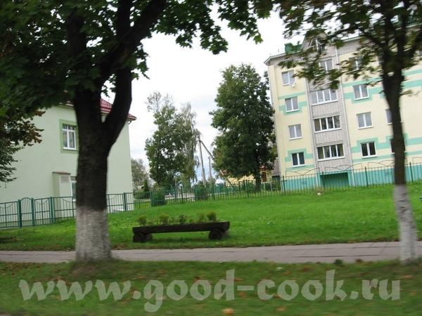 В лес мы едем через городок Логойск, 30 км от Минска - 2