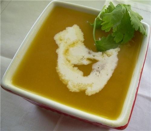 Крабовый суп - 3