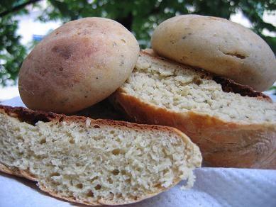 Картофельный хлеб с сыром от lusenda с кукинга 1 чашка картофельного пюре без добавления молока и м...