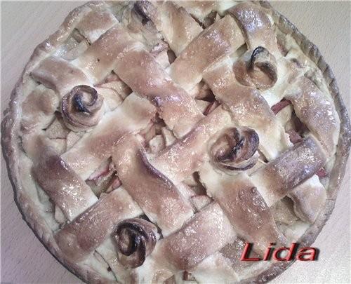 Яблочный пирог - 2