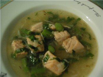 Spinach and mustard scallops/ Гребешки под соусом из шпината и горчицы рецепт здесь И еще хочу прор... - 2