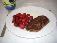 принимайте и меня в ряды постоянно и плотно зватракающих)) сегодня на завтрак у меня булочка из ржа... - 3