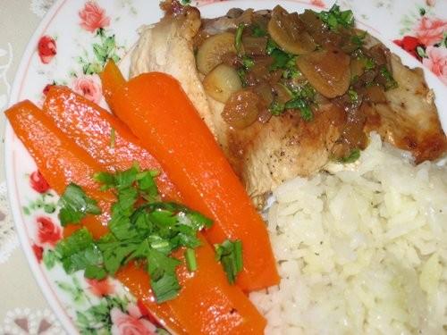 Таня, принесла фотографию мяса и огромное спасибо, понравилось абсолютно всем, особенно морковка - 2