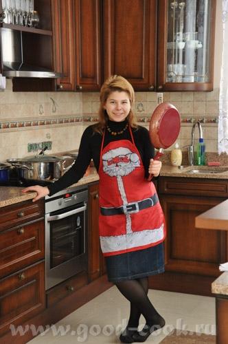 всем привет с новой кухни, с новой арматурой и новым сезонным фартучком (подруга из Москвы подарила...