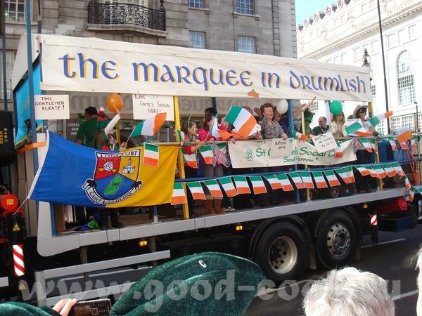 17 марта - день Святого Патрика, покровителя Ирландии - 3