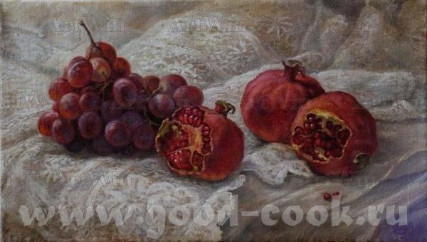 Кто тут просил виноград с яблоком - 2