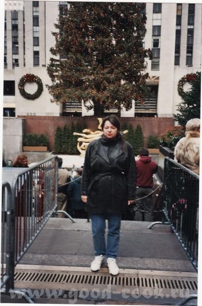 Нью-Йорк рождественский - 10 лет спустя(и я)