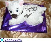 торт кошечка торт с планетой и руками торт Вольт - 6