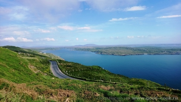 Clifden sky road