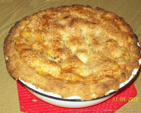 Яблочный пирог ЭЛЕМЕНТАРНЫЙ.