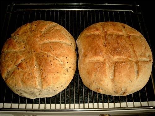 Хлеб был тоже самопечёный - 3