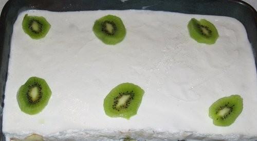 Праздничный ореховый торт Шоколадный торт с халвой Пирожное с киви от Ирины Кутовой Все рецепты мож... - 3