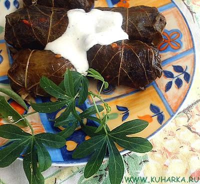 Спасибки Верочке-крымчанке и Olja за долму Обалденное блюдо - 2