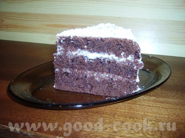 Брауниз для племяшек Ингредиенты: Яйца-5шт Горький шоколад-200г Маргарин-200г Разрыхлитель-1пакетик... - 3