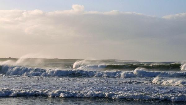 кеанские волны