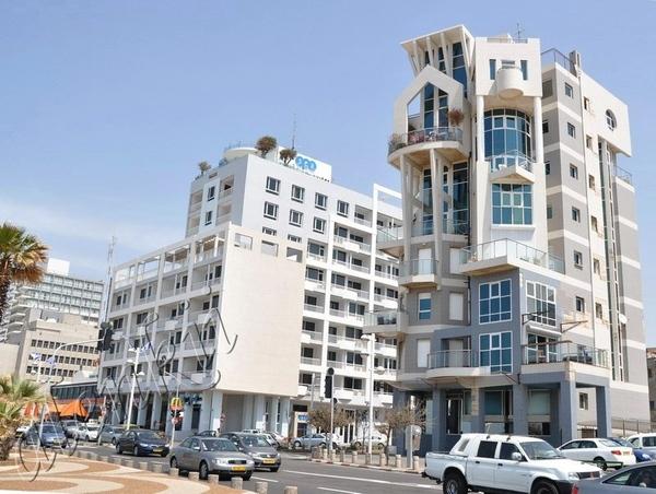 От Мигдаль-Опера до самого центра Тель-Авива тянется роскошный морской бульвар - 3