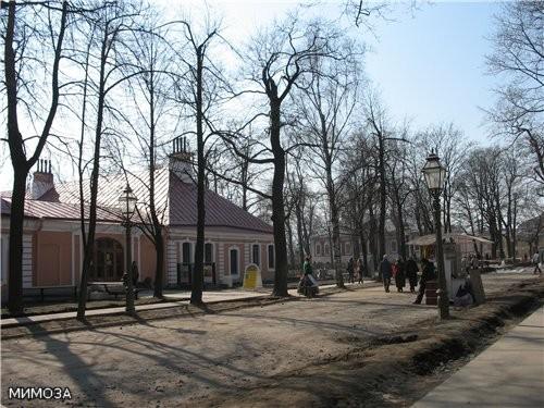 Вот на моей фотографии лучше видны эти дома (предыдущая была мужа) - 2