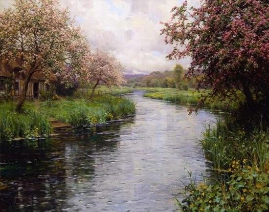 Делюсь Картины от Луис Астон Найт Луис Астон Найт (Louis Aston Knight) был сыном американского худо... - 2