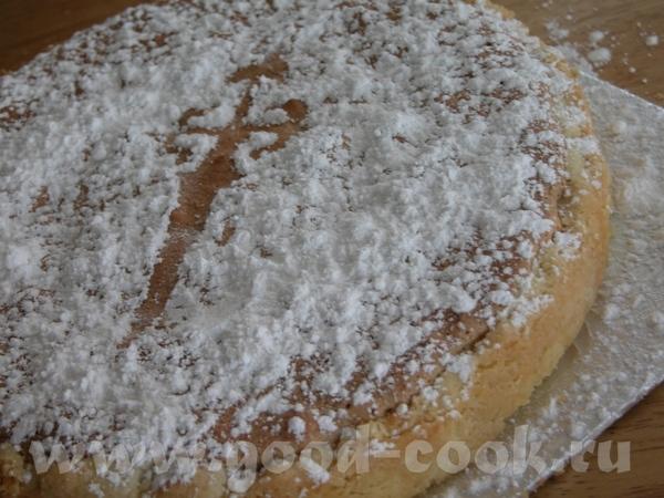 TARTA DE SANTIAGO / ГАЛИЦИАНСКИЙ МИНДАЛьНЫЙ ПИРОГ Точеных сведений почему етот пирог назван в честь...