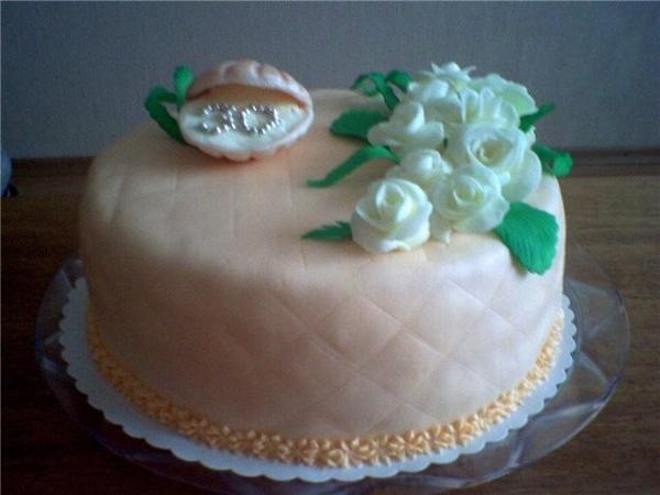 Привет всем Мой тортик - 2