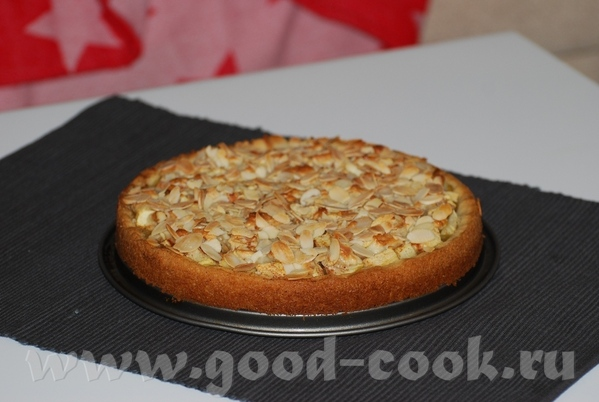 Безумно вкусный яблочный пирог по-шведски