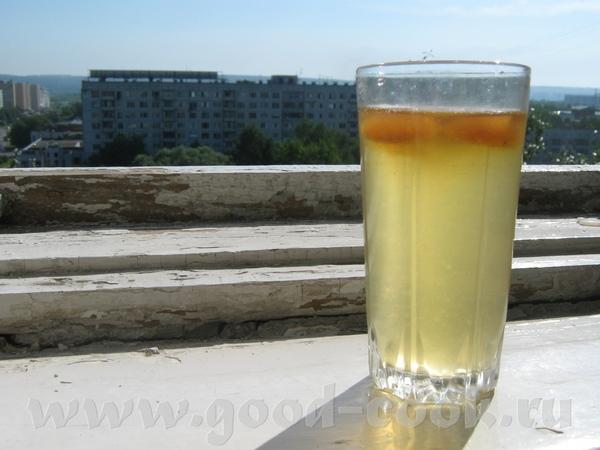 Один из моих любимых летних напитков