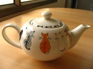 Неожиданно образовавшаяся коллекция чайничков - 6
