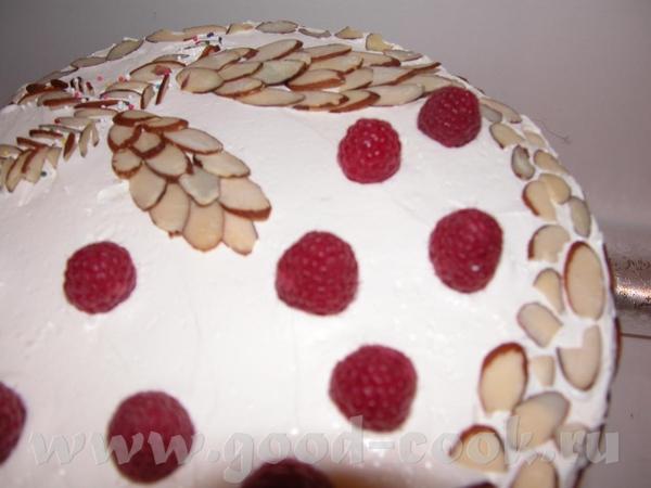 Ещё один новогодний торт - 2