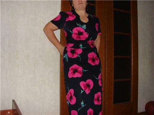 В «соавторстве» с Gai Mattiolo Это не платье, а костюмец из натурального хлопка
