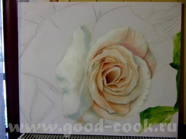 лови роза уже на заднем этапе спасибо за поздравления , хороша картина