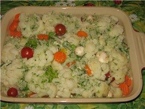 Лавашные рулетики Разные сорта колбасы с овощами от Нелли Рыба Ето индейка, запеченная в томатном с... - 6