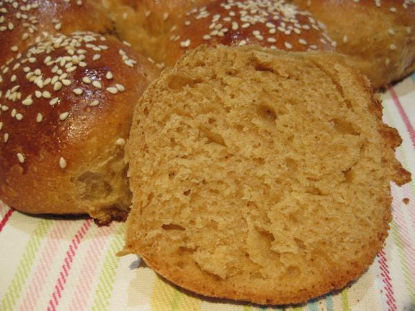 Сегодня первый пыталась фантазировать на тему хлеба, а то все по рецептам да по рецептам - 2
