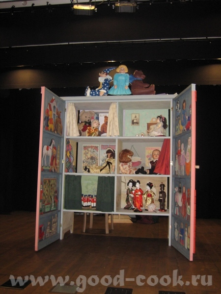 Хочу написать про музей кукол в Тарту (Эстония) - 3