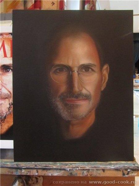 Техника создания портрета (мастер класс у М - 7