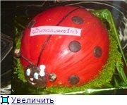 торт бильярдный стол торт божья коровка торт букет для мамы - 4