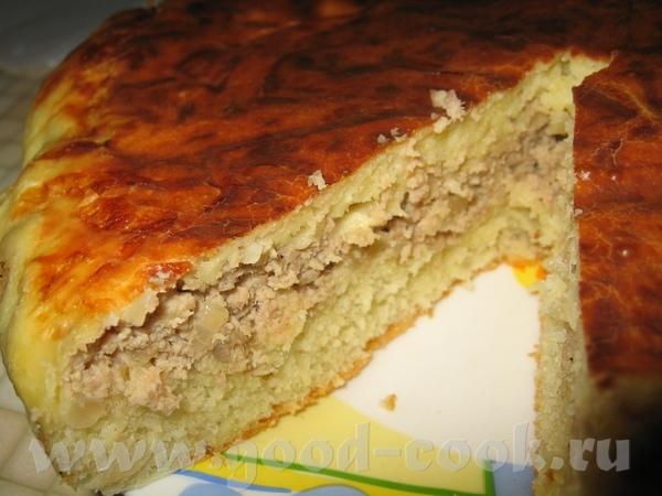 Пирог (опять,ну любят они пироги,а я и не против) Любимый пирог Пола Маккартни