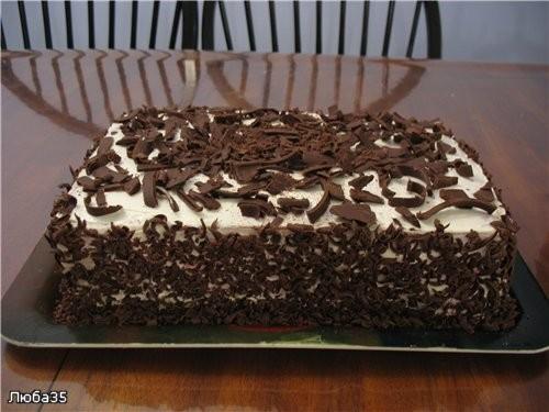 Торт ко дню отца - 2