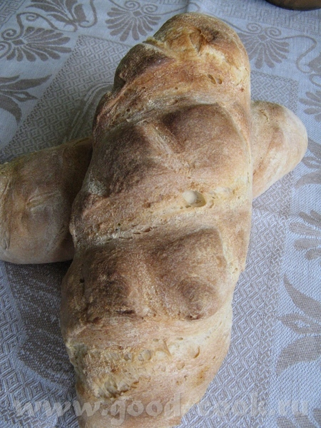 """Хлеб на пивном poolish Рецепт взяла у Ирины в ее жж """"Чай и разговоры"""", за что ей очень благодарна"""