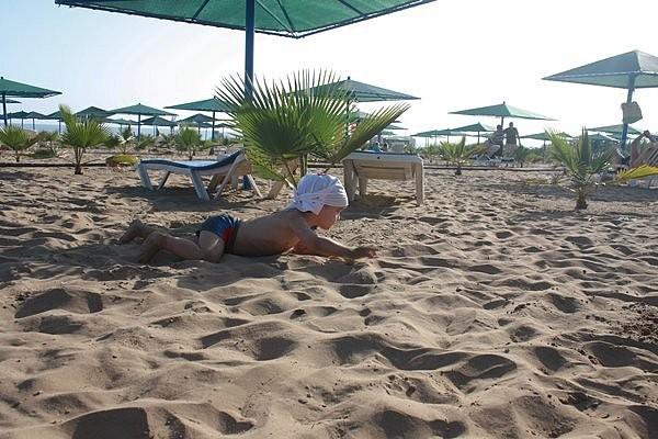 Покажусь и я нашим отдыхом в Турции - 7