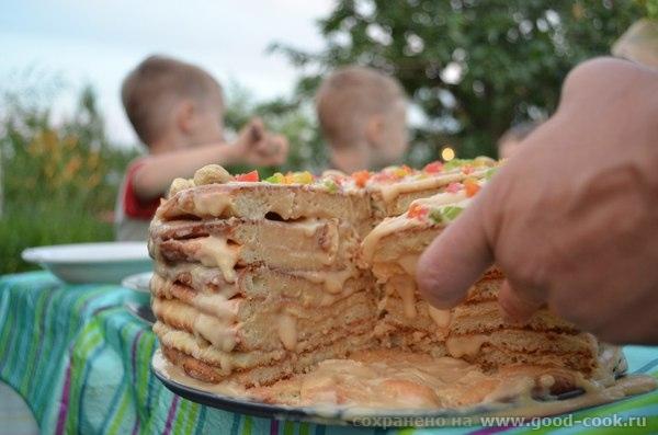"""торт """"Любимому"""""""