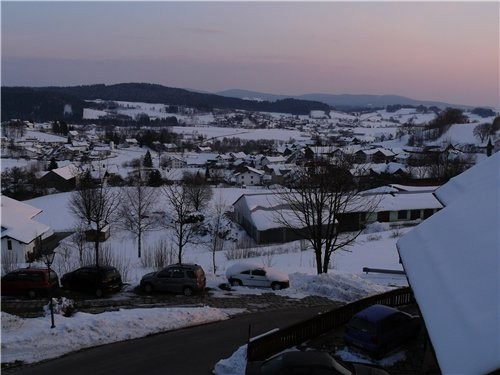Закат солнца - 2
