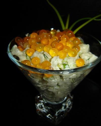 Псевдо-картофельный салат от Nelly Нам для правильности нужно всего-навсего убрать лимонный сок из...