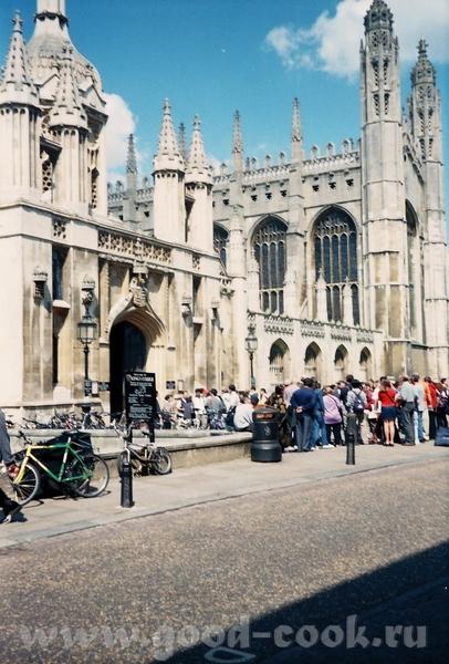 думаю, что Кэмбридж не может простить Оксфорду того, что был основан мятежными оксфордскими препода...