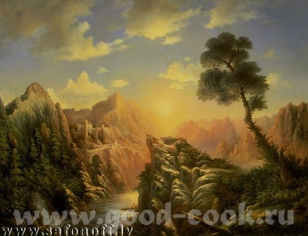 Картины Юрия Сафонова - 2